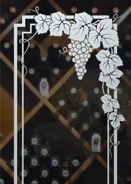 Vineyard Grapes Garland