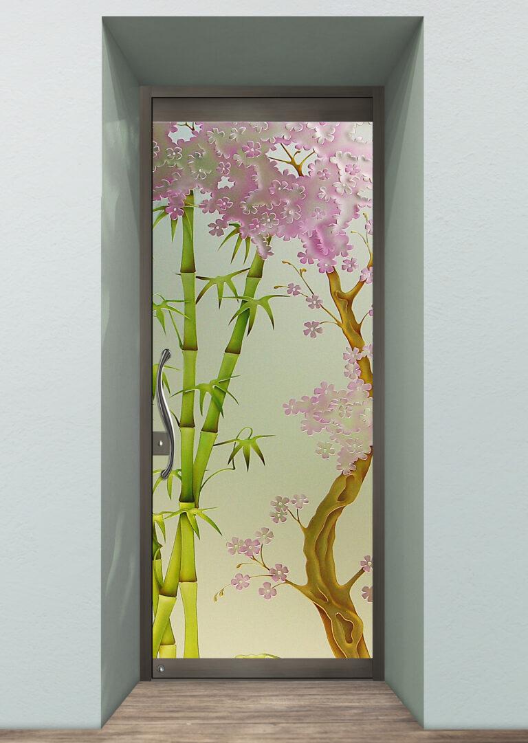 Cherry Blossom Bamboo