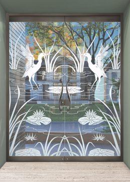 Cranes A
