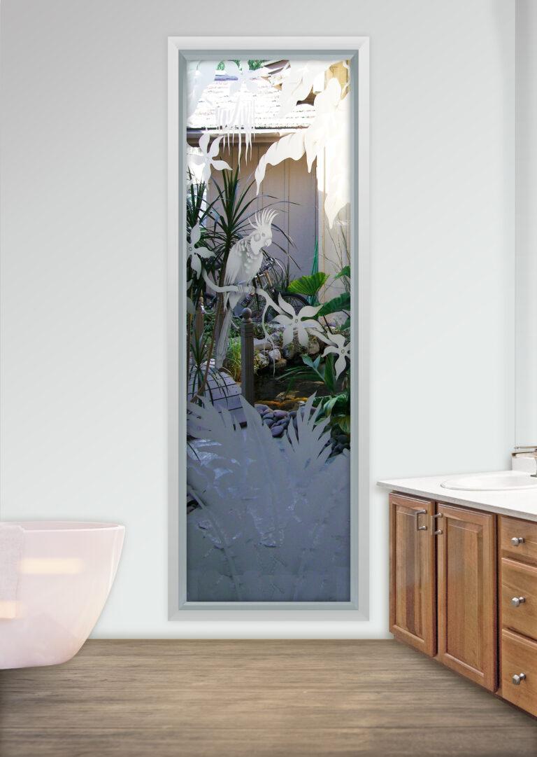 Cockatoo in Paradise