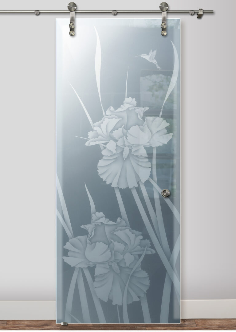 2d glass door type
