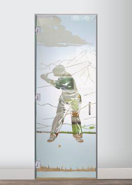 Desert Golfer