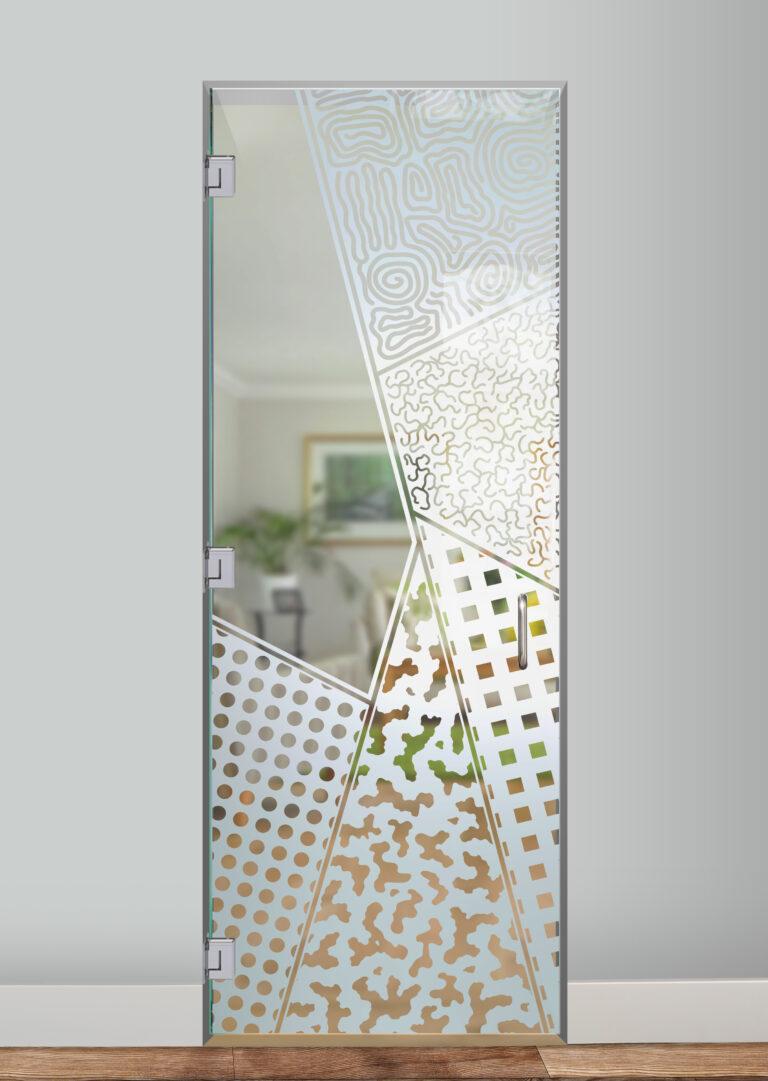 Matrix Angles