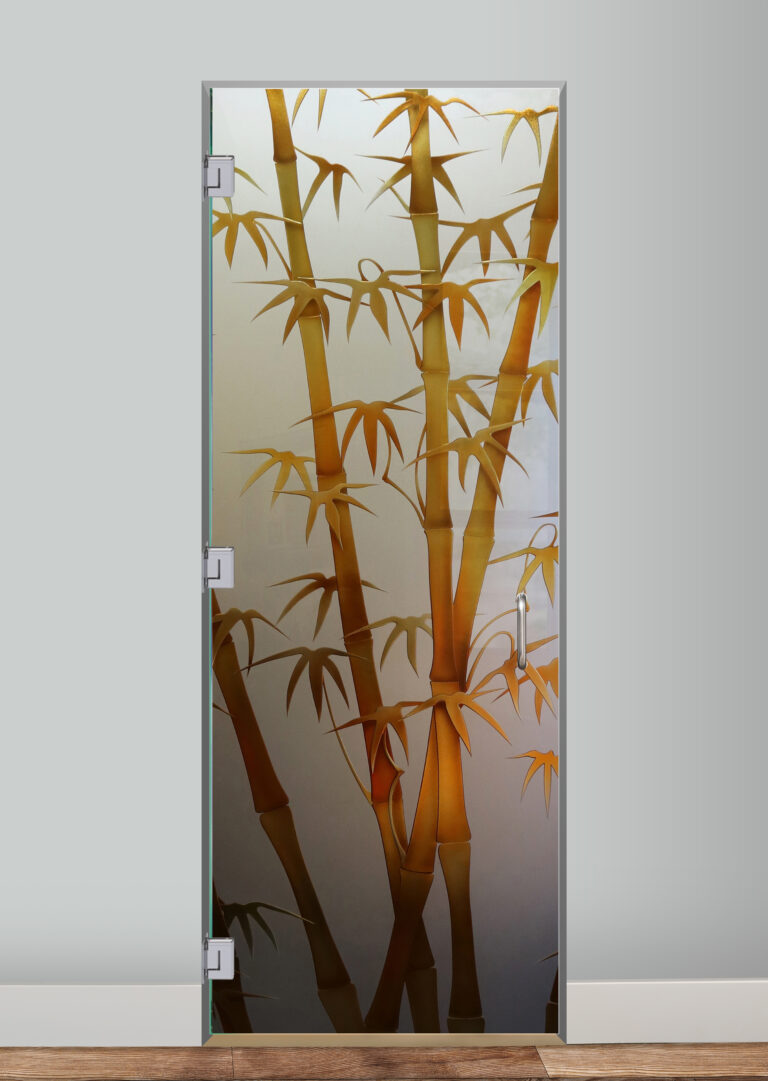 Bamboo Shoots II Copper