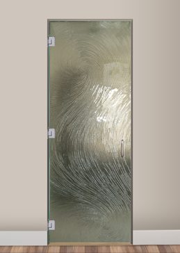 Cast Swirls - Cast Glass CGI Oceanwave Interior