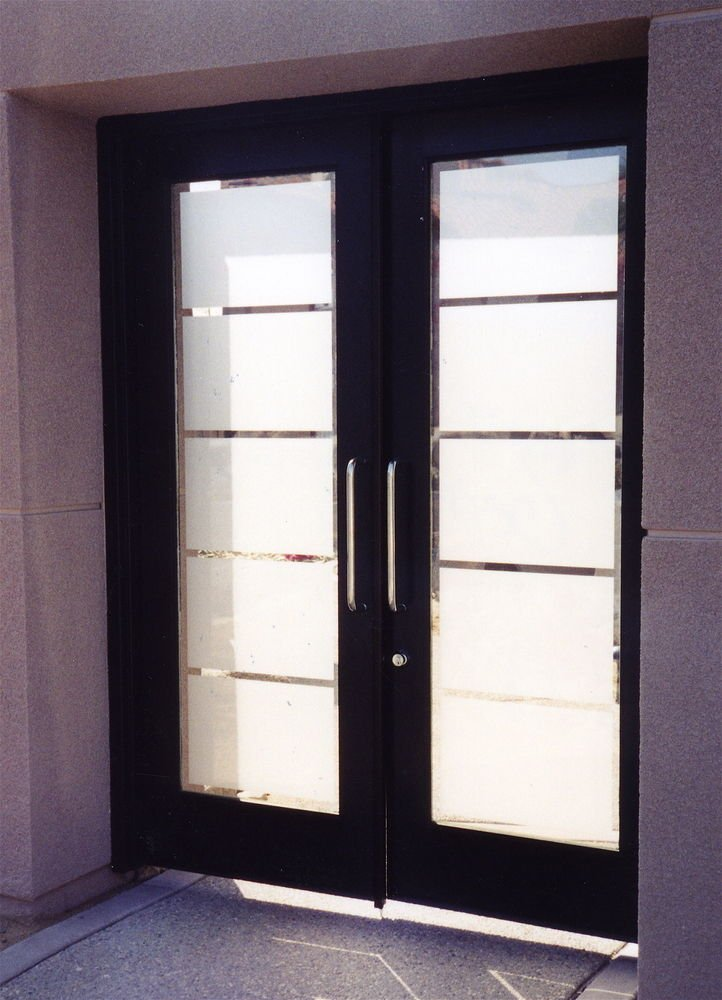 Front doors creative ideas contemporary front door for External door with window