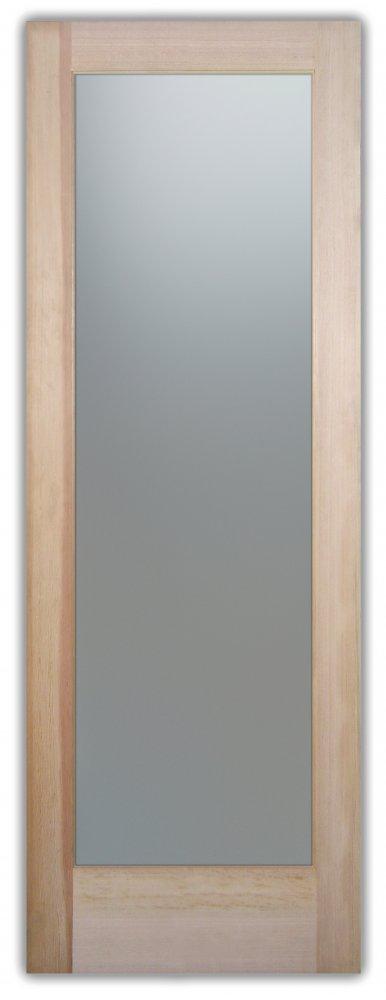 Door Douglas Fir 1501 French Sans Soucie Art Glass